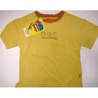 シマムラ(しまむら)のおさるのジョージ Tシャツ 110センチ(Tシャツ/カットソー)