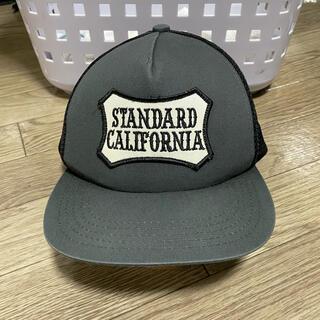 スタンダードカリフォルニア(STANDARD CALIFORNIA)のStandard California メッシュキャップ(キャップ)