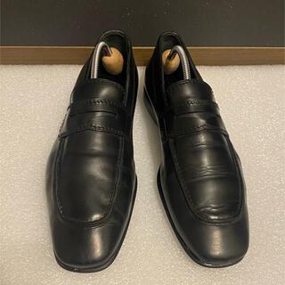 ルイヴィトン(LOUIS VUITTON)の★人気★ ルイヴィトン ビジネス 革靴サイズ 6 1/2 ハーフ 25.5cm(ドレス/ビジネス)