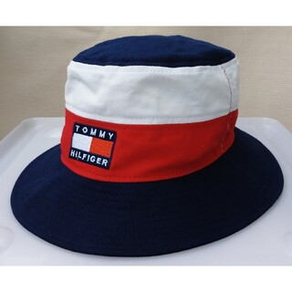 TOMMY HILFIGER - トミーヒルフィガー ハット バケットハット TOMMY HILFIGER