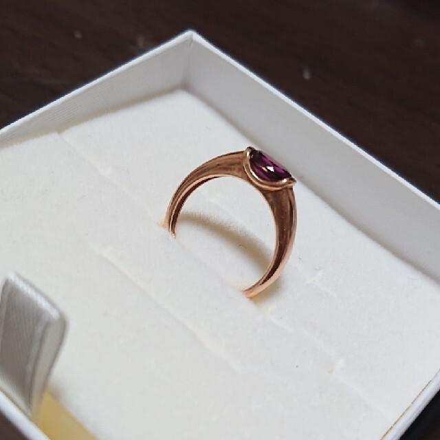 JEWELRY TSUTSUMI(ジュエリーツツミ)のCafe Fragrant Olive リング K10 10号 レディースのアクセサリー(リング(指輪))の商品写真