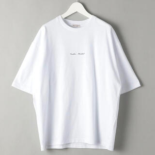 BEAUTY&YOUTH UNITED ARROWS - BY FREEDOM STANDARD クルーネック ショートスリーブ/Tシャツ