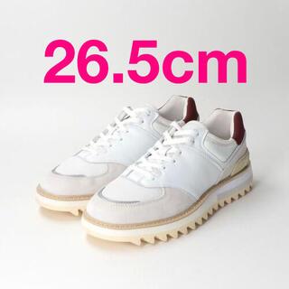 New Balance - 26.5cm【新品】New Balance TDS 574 WHITE ホワイト