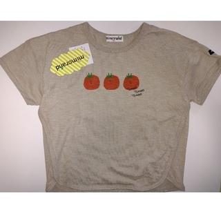 シマムラ(しまむら)のミモランド トマト Tシャツ 110センチ(Tシャツ/カットソー)