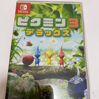 ニンテンドースイッチ(Nintendo Switch)のピクミン3 デラックス(家庭用ゲームソフト)