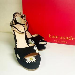ケイトスペードニューヨーク(kate spade new york)の【新品未使用】ケイトスペード サンダル(サンダル)