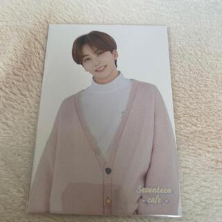 セブンティーン(SEVENTEEN)のSEVENTEEN セブチ セブチカフェ 2021 ジョンハン ポストカード(K-POP/アジア)