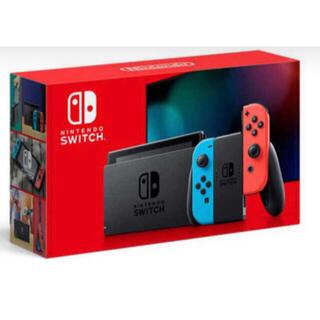 Nintendo Switch - switch ネオン4台、グレー2台 新品未使用