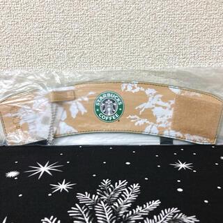 スターバックスコーヒー(Starbucks Coffee)の未使用 スターバックス コーヒーカップ スリーブ 旧ロゴ(グラス/カップ)