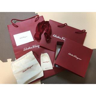 サルヴァトーレフェラガモ(Salvatore Ferragamo)のフェラガモ 紙袋 ショップ袋 布袋 (その他)