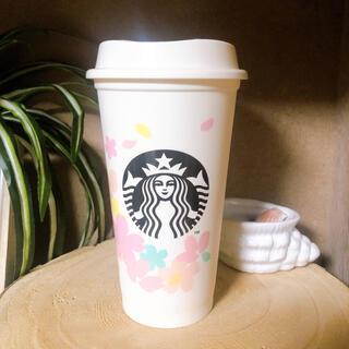 Starbucks Coffee - スタバ STARBUCKS さくら リユーザブルカップ タンブラー