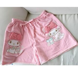 サンリオ - 美品  マイメロディ  ショートパンツ  パジャマ