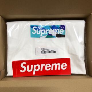 Supreme - Supreme Emilio Pucci Box Logo Tee M