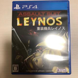 プレイステーション4(PlayStation4)の重装機兵レイノス PS4(家庭用ゲームソフト)