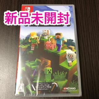 ニンテンドースイッチ(Nintendo Switch)のMinecraft Switch マインクラフト(家庭用ゲームソフト)