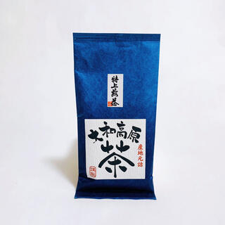 大和茶 中尾農園 上煎茶 かぶせ茶 100g (茶)