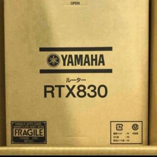 ヤマハ(ヤマハ)のヤマハ RTX830新品未開封 5個セット(PC周辺機器)