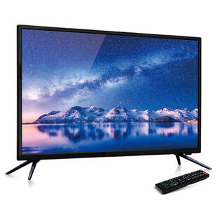 【ほぼ未使用】Bluetooth搭載 32V型ダブルチューナーデジタル液晶テレビ