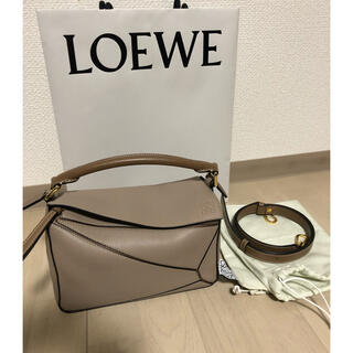 LOEWE - ロエベ パズルバッグスモール LOEWE