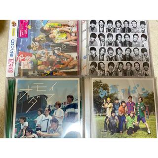 カンジャニエイト(関ジャニ∞)の関ジャニ∞ 初回盤 4枚セット(ポップス/ロック(邦楽))