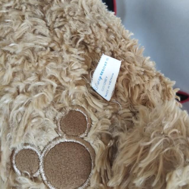 ダッフィー(ダッフィー)のダッフィー   ディズニーベア  25周年コスチューム  ステラルー エンタメ/ホビーのおもちゃ/ぬいぐるみ(キャラクターグッズ)の商品写真