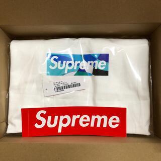 シュプリーム(Supreme)のSupreme Emilio Pucci Box Logo Tee S(Tシャツ/カットソー(半袖/袖なし))
