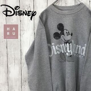 ディズニー(Disney)のディズニー バイ ハーネス ミッキーマウス プリントスウェット トレーナー(スウェット)