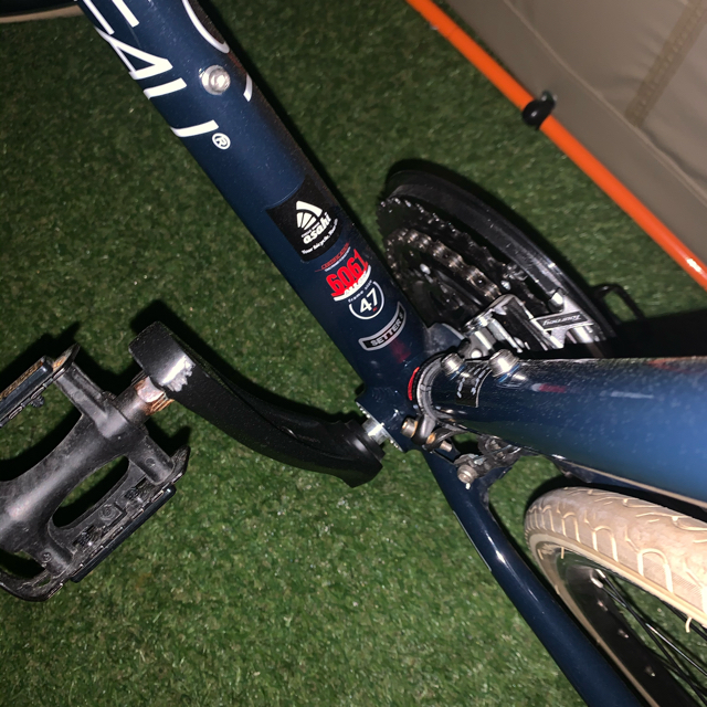 LOUIS GARNEAU(ルイガノ)のロードバイクLOUIS スポーツ/アウトドアの自転車(自転車本体)の商品写真
