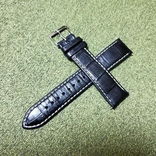 SEIKO - セイコー レザーベルト(今だけもう一つ) 20mm 送料無料