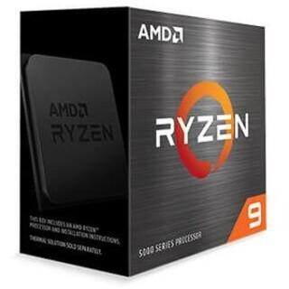 AMD CPU 5950X(Ryzen 9) Ryzen 9