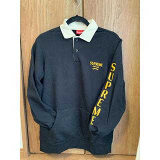 Supreme - Supreme Rugby Sweatshirt 2016FW0929011