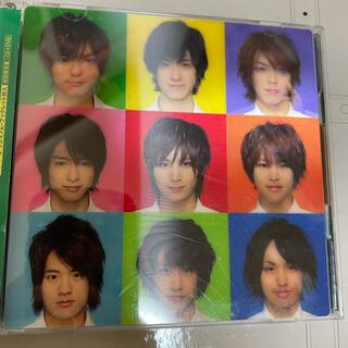 ヘイセイジャンプ(Hey! Say! JUMP)のJUMP WORLD 初回限定盤 Hey! Say! JUMP(アイドルグッズ)