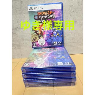 PlayStation - ラチェット&クランク パラレル・トラブル PS5 5こ