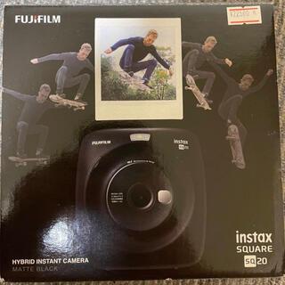 フジフイルム(富士フイルム)のinstax  square sq20(フィルムカメラ)