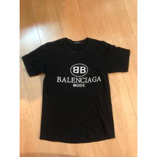 Balenciaga - インポート バレンシアガ Tシャツ 黒