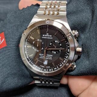 EDOX - ダイバーズウオッチ エドックス腕時計 デルフィン