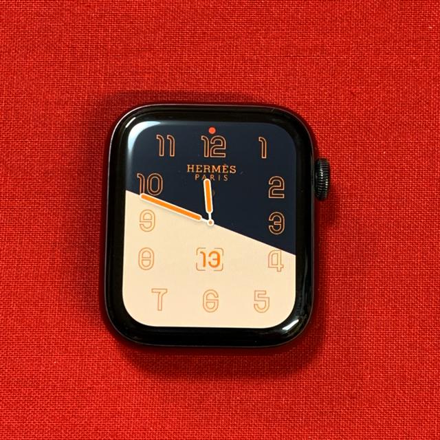 Apple Watch(アップルウォッチ)のApple Watch Hermès  series6 44mm エルメス  メンズの時計(腕時計(デジタル))の商品写真