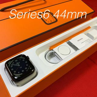 Apple Watch - Apple Watch Hermès  series6 44mm エルメス