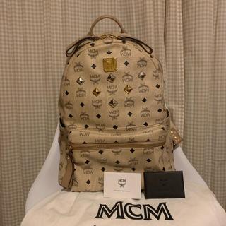 エムシーエム(MCM)のMCMリュック正規品(リュック/バックパック)