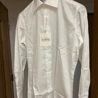 オリアン(ORIAN)の新品 FREEMANS SPORTING CLUB ドレスシャツ ホワイト(シャツ)