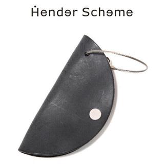 Hender Scheme - Hender Schemeエンダースキーマ circle ブラック新品未使用