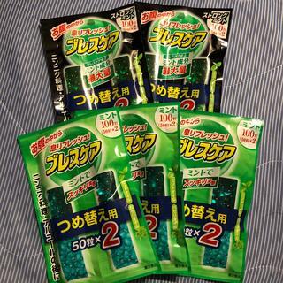 小林製薬 - ブレスケア 詰め替え用 ミント3袋✖️ストロングミント2袋セット