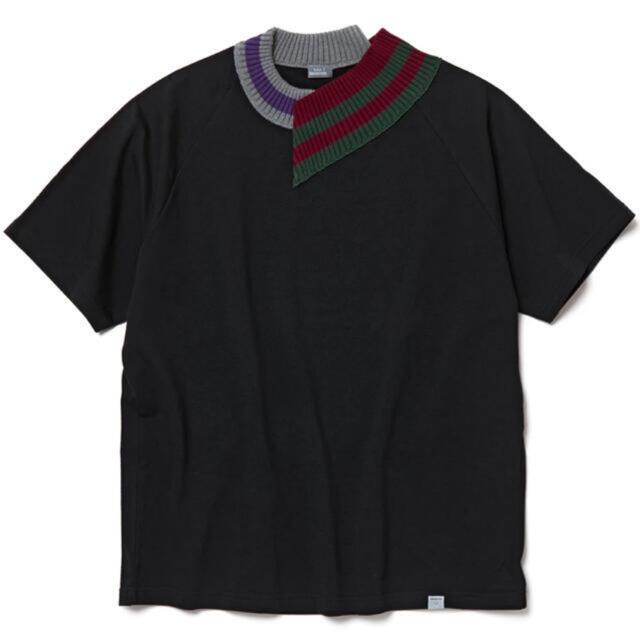kolor(カラー)のkolor tシャツ 2021ss メンズのトップス(Tシャツ/カットソー(半袖/袖なし))の商品写真