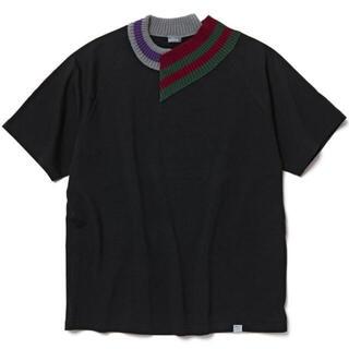 kolor - kolor tシャツ 2021ss
