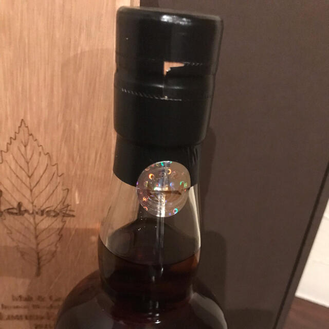 イチローズモルト モルト&グレーン ブレンデッド ジャパニーズ ウィスキー 食品/飲料/酒の酒(ウイスキー)の商品写真