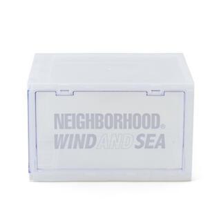 ネイバーフッド(NEIGHBORHOOD)のWIND AND SEA neighborhood コンテナ3つセット 送料無料(ケース/ボックス)