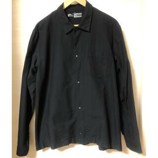 MUJI (無印良品) - 【美品】無印良品 長袖シャツ