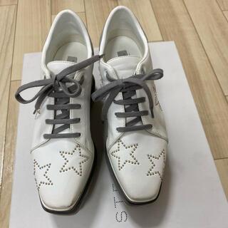 ステラマッカートニー(Stella McCartney)のエリスシューズ ステラマッカートニー 35 (ローファー/革靴)