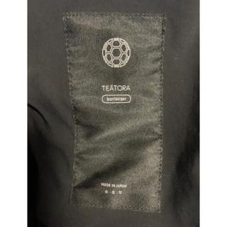 1LDK SELECT - テアトラ TEATORA CARTRIDGE SHIRT - BR 黒3