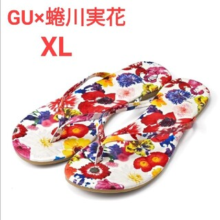 GU - GU  × 蜷川美花 サンダルFYOS